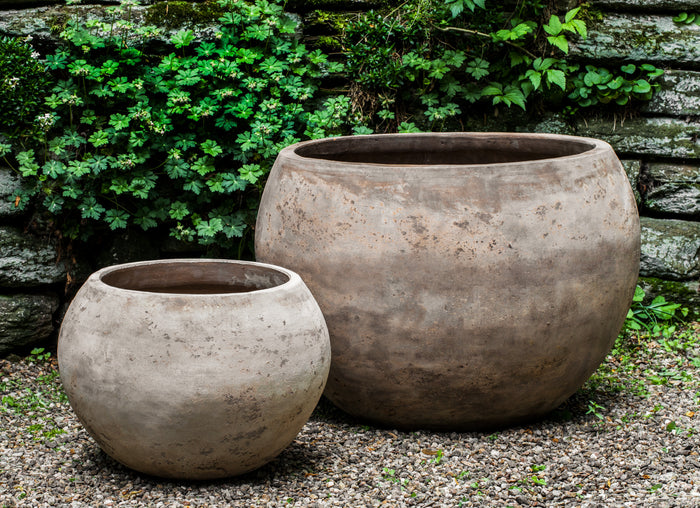 Paseo Bowl - Set of 2 in Antico Terra Cotta - Soothing Company