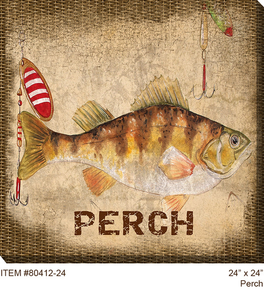Perch Outdoor Canvas Art - Soothing Company