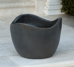 Ascoli Planter Set of 3 in Graphite - Soothing Company