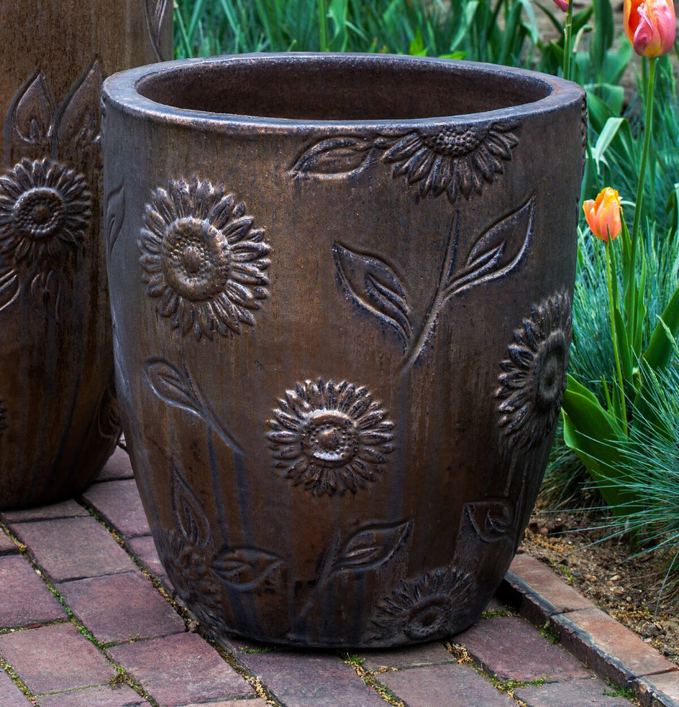 Sunflower Planter - Soothing Company