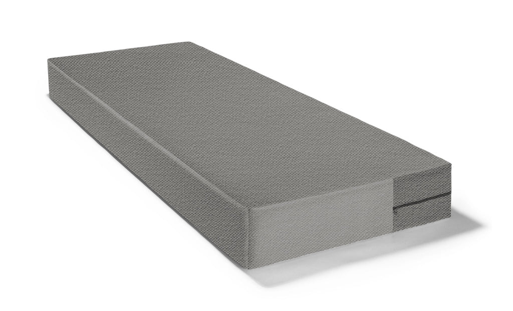 Ansley Daybed Lounger & Bolster - Velvet Twill Pewter - Soothing Company