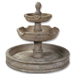 Agrigento Pond Outdoor Water Fountain - Soothing Company