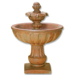 Alba Outdoor Water Fountain Short - Soothing Company