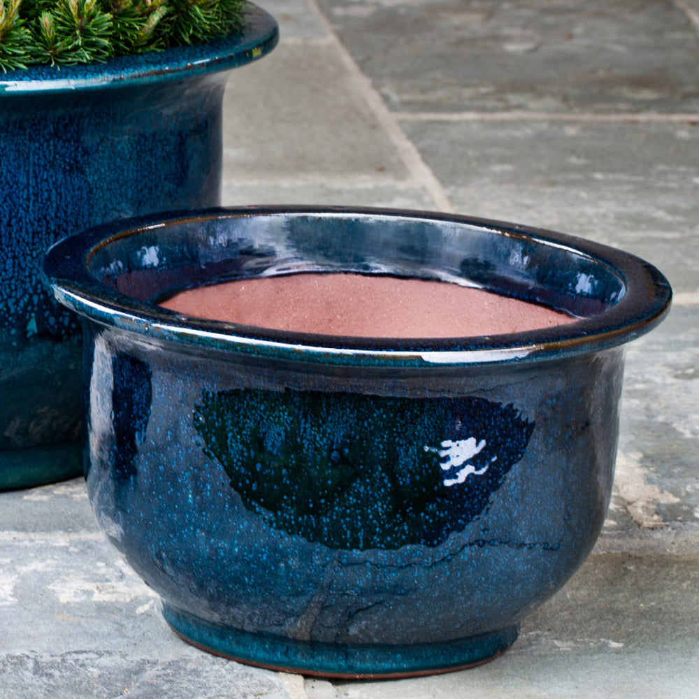Alegre Planter Set of 3 in Indigo Rain - Soothing Company