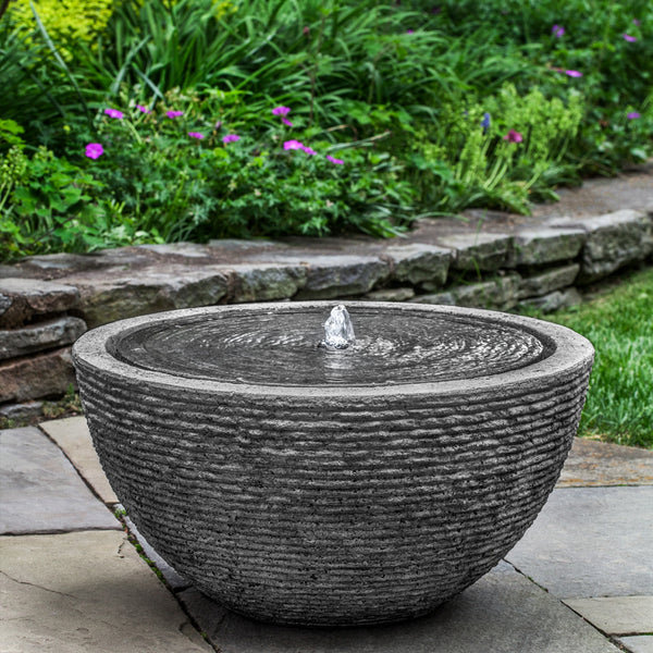 Arroyo Large Fountain - Stone Ledge - SoothingCompany