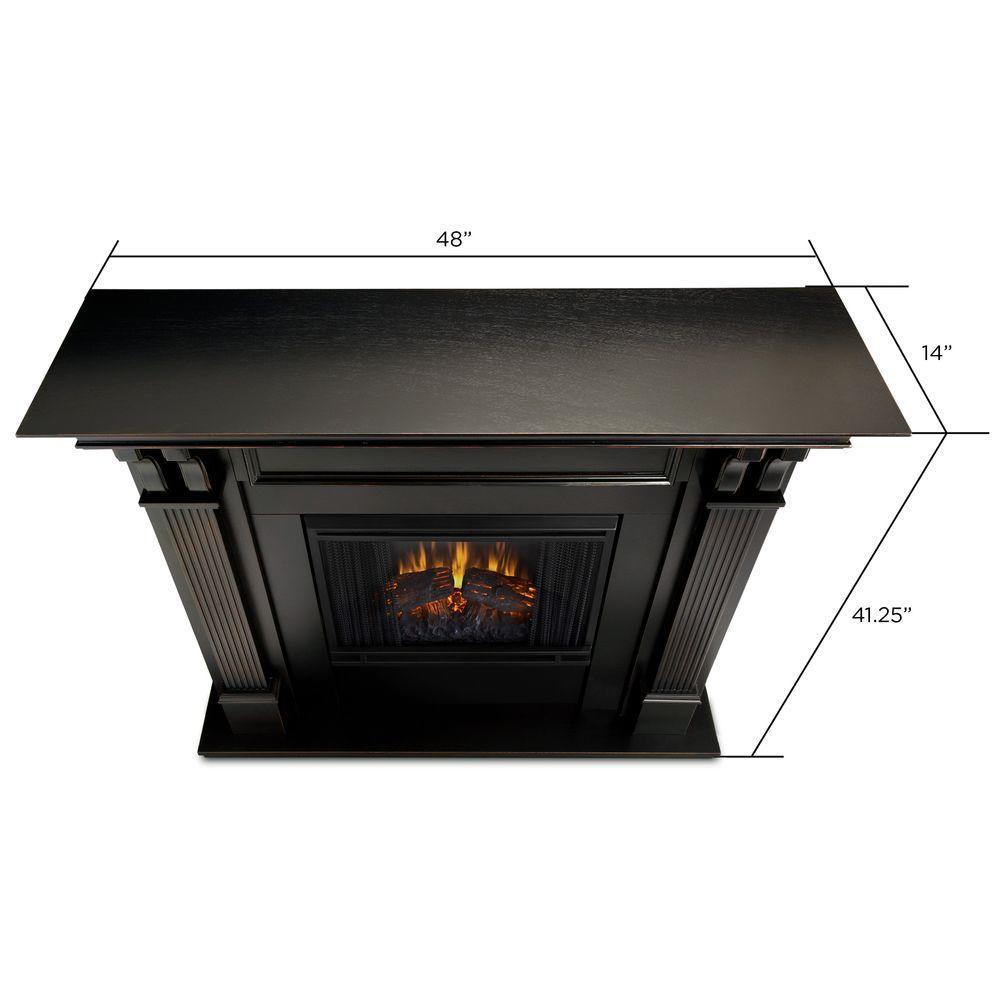 Ashley Electric Fireplace Soothing Company