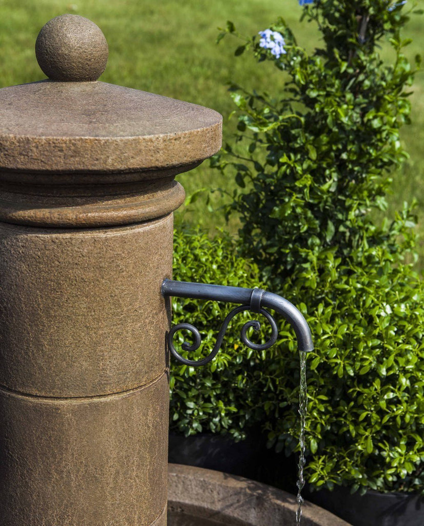 Avignon Outdoor Water Fountain - Soothing Company