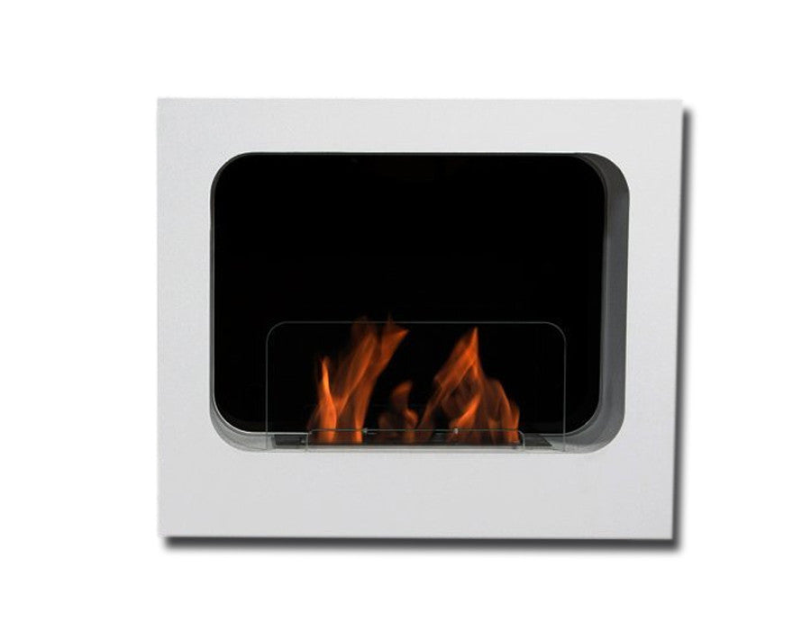 Bio Blaze Columbus Wall Mount Ethanol Fireplace - Soothing Company