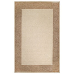Liora Manne Belmont Border Beige Area Rug - Soothing Company