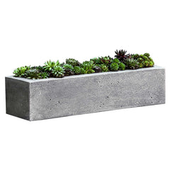 Basic Element Long Planter - Soothing Company