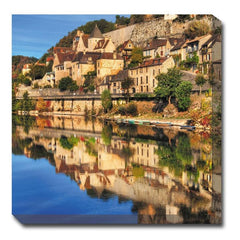 Beynac Canvas Wall Art - Outdoor Art Pros