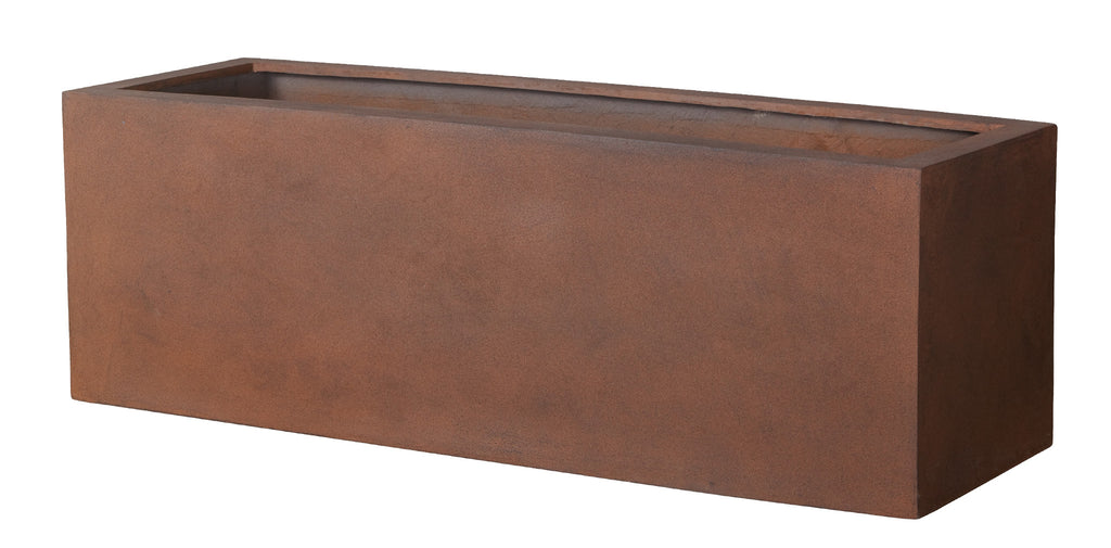 Big Box Planter in Rust Lite®- Soothing Company