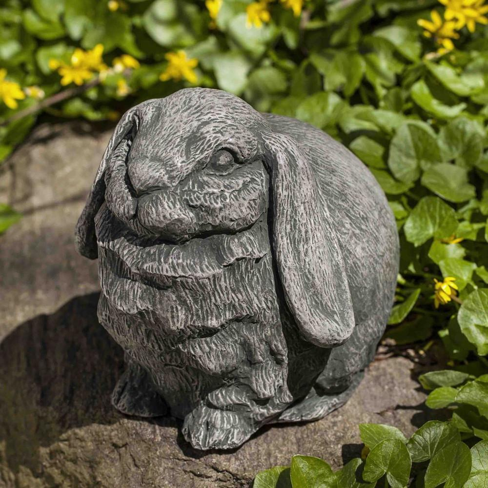 Butterball Cast Stone Garden Statue - Soothing Company