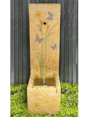 Butterfly Single Spout Fountain - Soothing Company