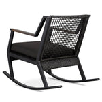 Calvin Rocker Chairs Set of 2 in Black - Soothing Company