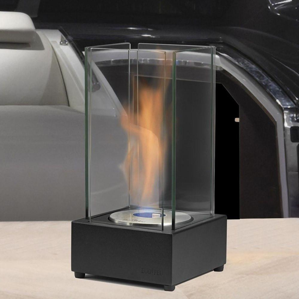 Eco-Feu Cartier Biofuel Tabletop Fireplace - Soothing Company