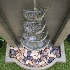Cathedral Floor Fountain - Soothing Company