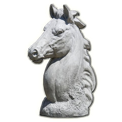 Champion Cast Stone Garden Statue - Soothing Company