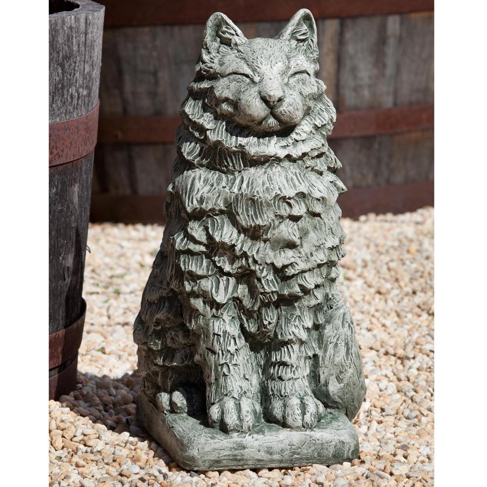Cheswick Cast Stone Garden Statue - Soothing Company