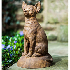 Chiquito Cast Stone Garden Statue - Soothing Company