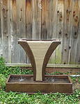 Diesse Fountain with Side Spillways - Soothing Company