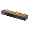 Ignis EB3600 Ethanol Fireplace Burner Insert in Black - Soothing Company