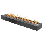 Ignis EB4800 Ethanol Fireplace Burner Insert in Black - Soothing Company