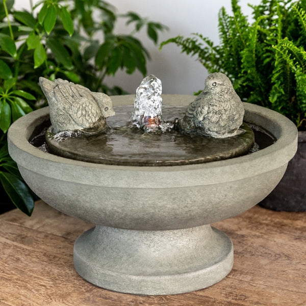 Belleville Garden Fountain - Soothing Company