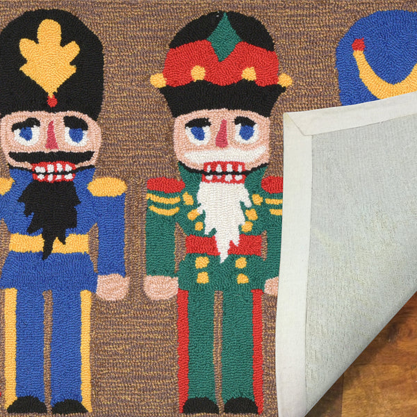 Liora Manne Frontporch Nutcracker Area Rug - Soothing Company