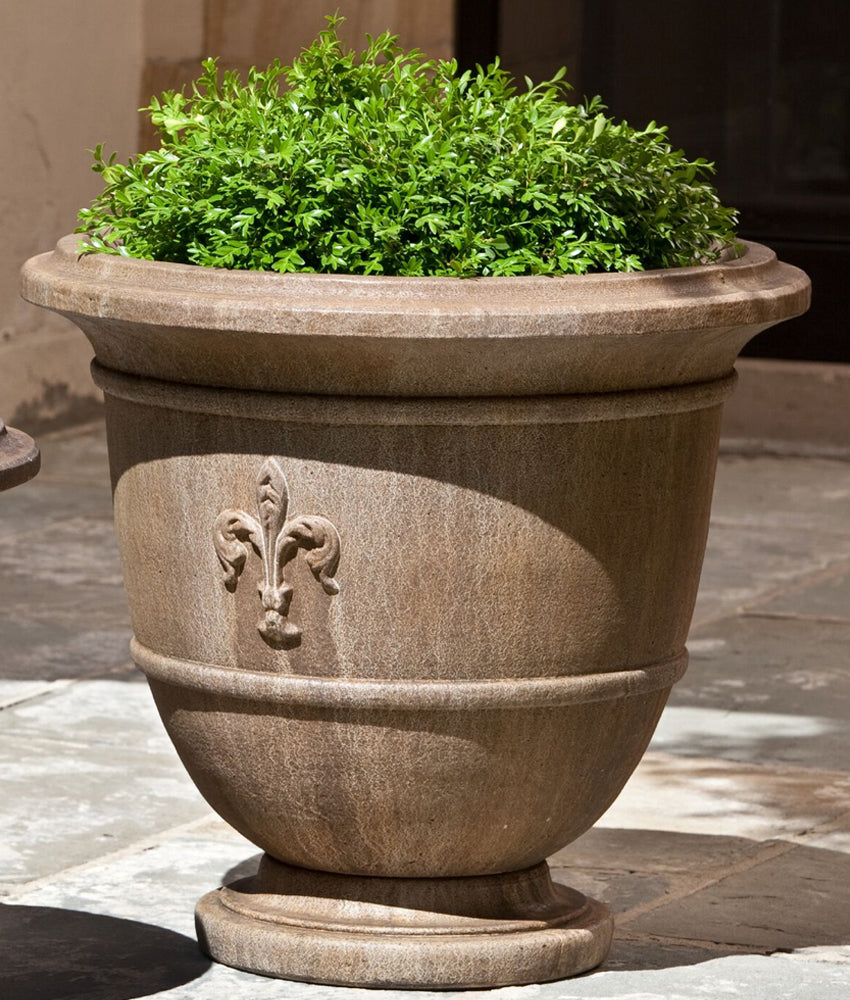 Relais Large Urn Garden Planter - Set of 2