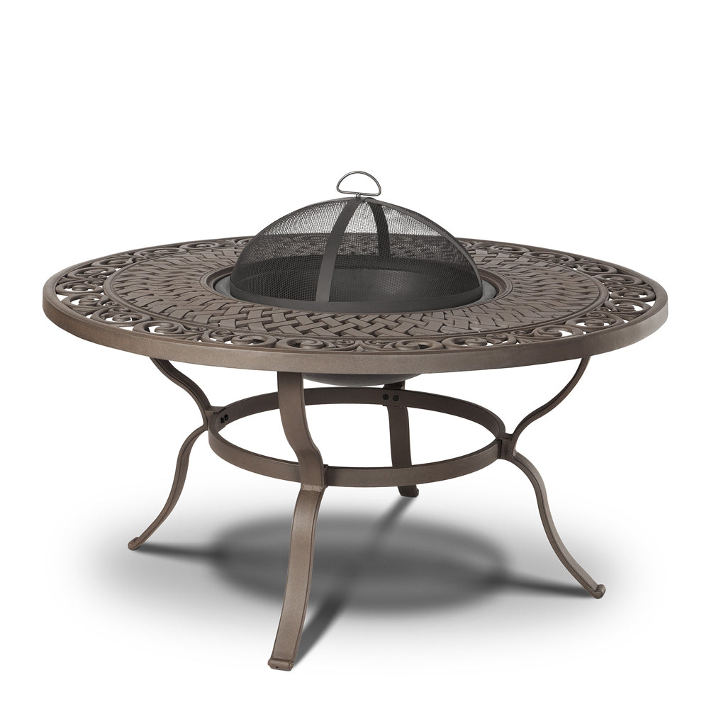 Florence Wood Burning Fire Table - Soothing Company