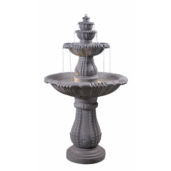 Florentine Floor Fountain - Soothing Company