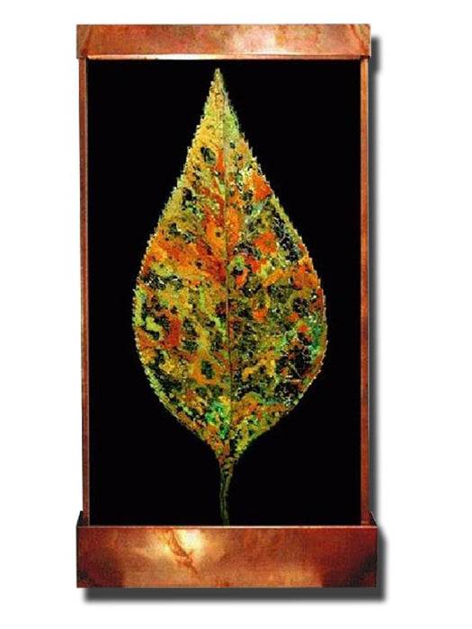 Florentine Leaf Wall Fountain - Soothing Company