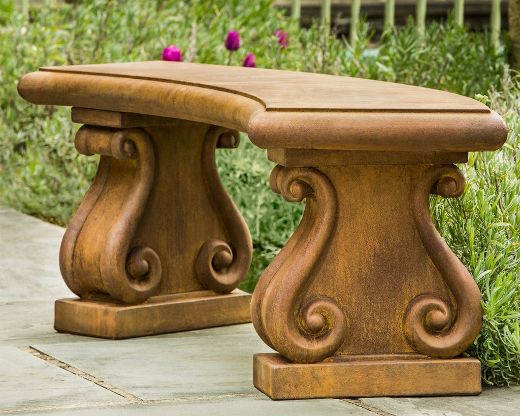 Fontenay Garden Bench - Soothing Company