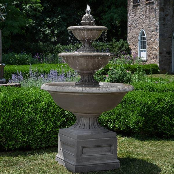 Fonthill Outdoor Fountain - Soothing Company