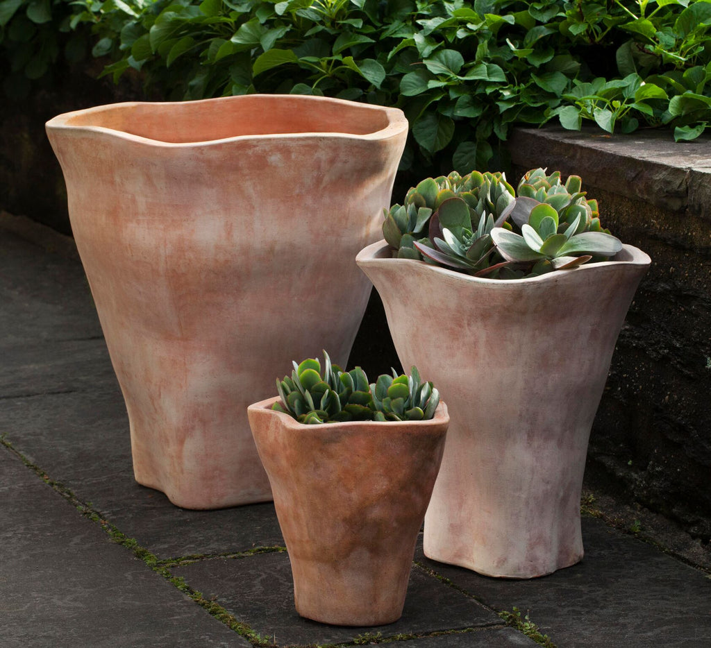 Foxglove Tall Planter - Set of 3 - Soothing Company