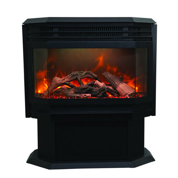Sierra Flame Freestanding Electric Fireplace - Soothing Company