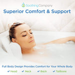 Full Body Bath Pillow - Soothing Company