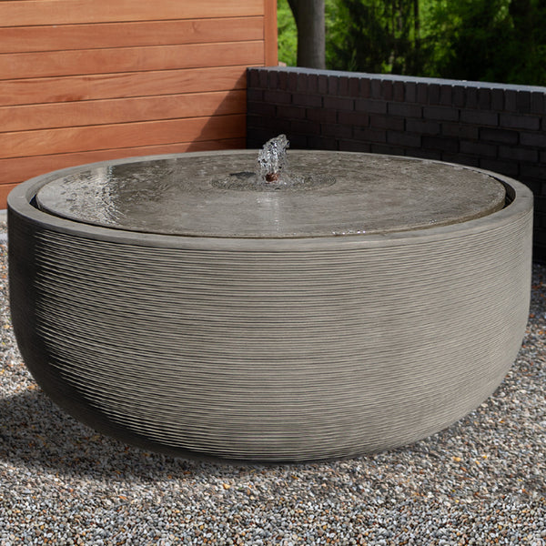6 Foot Girona Outdoor Fountain - Soothing Company