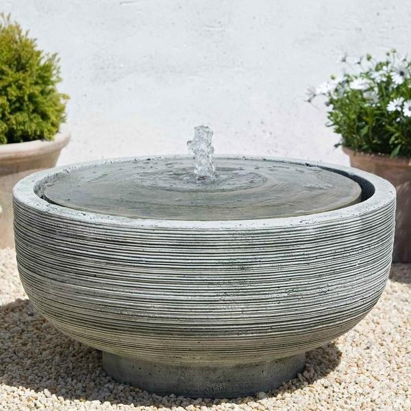 Girona Garden Water Fountain - Soothing Company