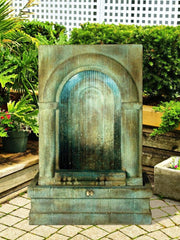 Grotto Falling DIamonds Outdoor Water Fountain - Soothing Company