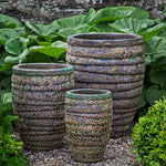 Guaracha Planter in Angkor Green Mist - Soothing Company
