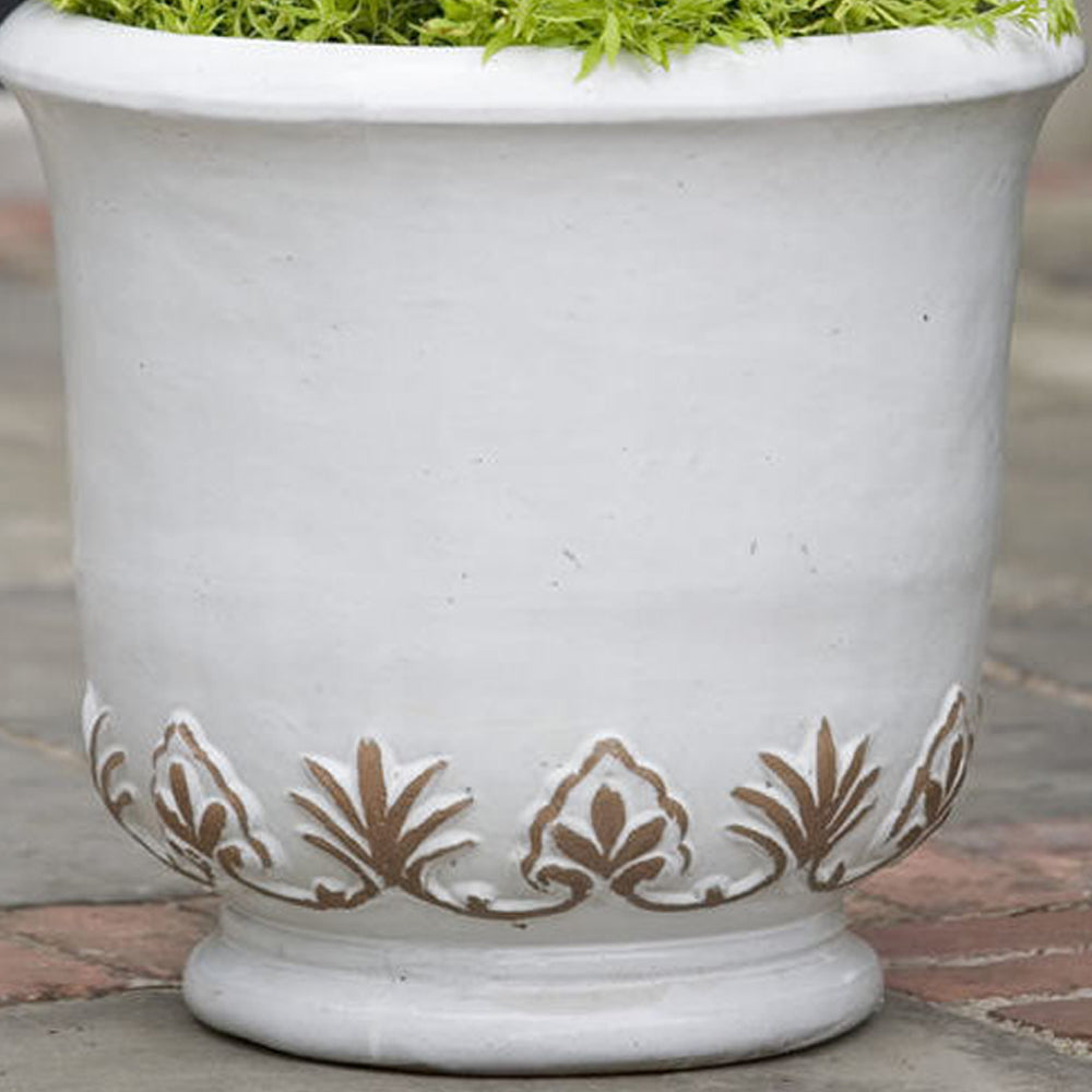 Gulf Planter - Set of 2 in Antique White - Soothing Company