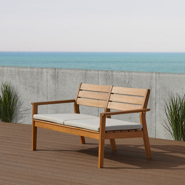 Hale Two Seat Bench - Soothing Company