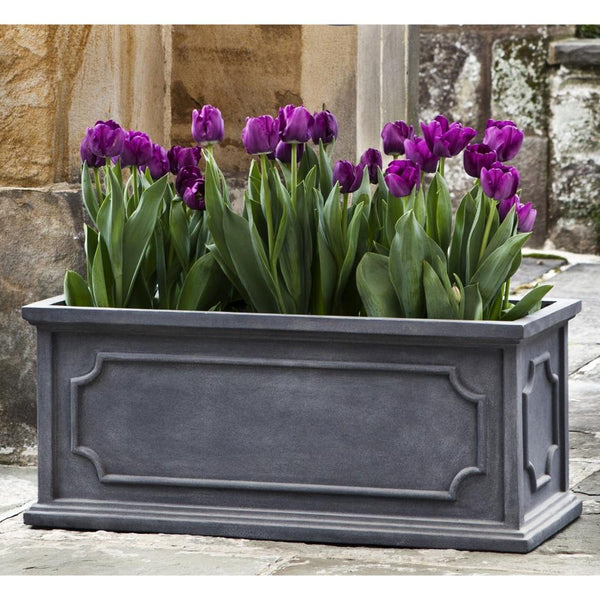 Hampshire Lead Lite® Window Box Planter - Set of 4 - Soothing Company