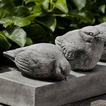 Happy Hour Cast Stone Garden Statue - Soothing Company