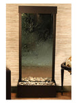 Harmony River (Flush Mounted Towards Rear Of The Base) - Silver Mirror - Antique Bronze - Soothing Company