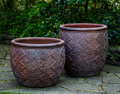 Indienne Planter - Set of 3 - Soothing Company