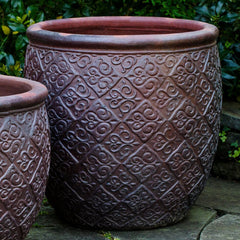Indienne Planter - Set of 3