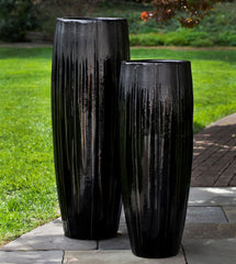 Isleta Planter in Anthracite - Soothing Company